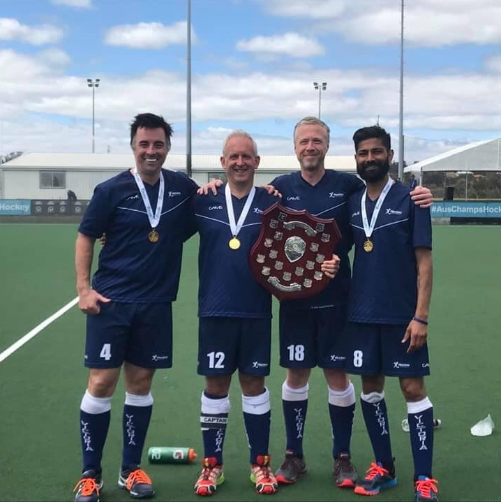 MCC Success at Masters Championships