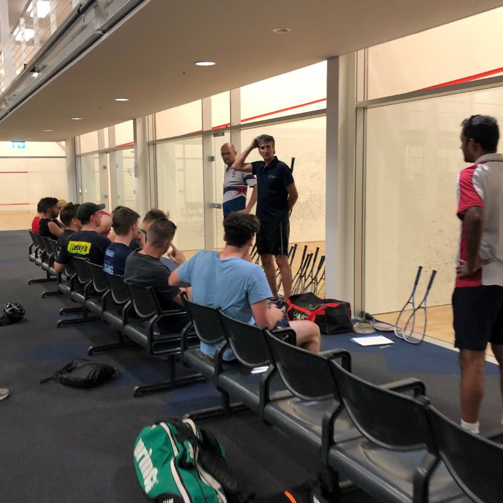13 Sections, 1 Club: MCC Squash x MCC Hockey