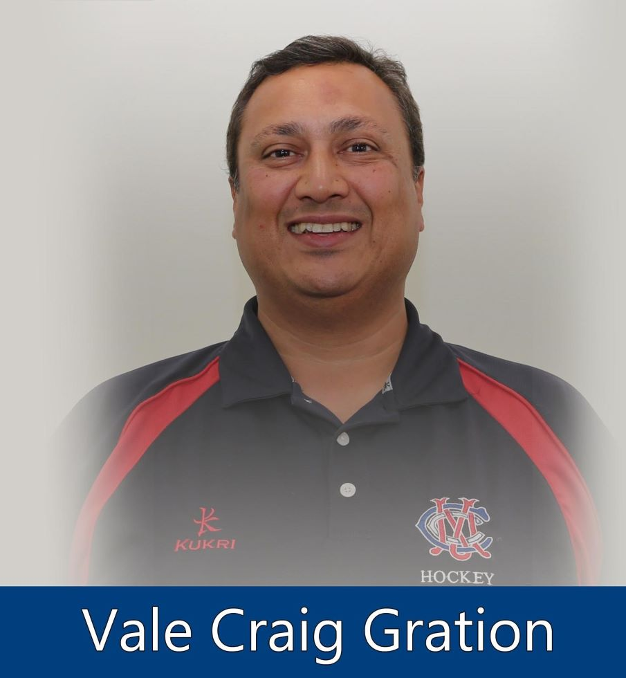 Vale Craig Gration